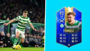 Is Celtic's James Forrest missing out on a TOTY card the biggest crime in FIFA 19?