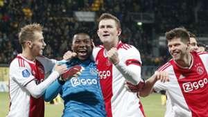 André Onana, Roda - Ajax, KNVB Beker 12192018