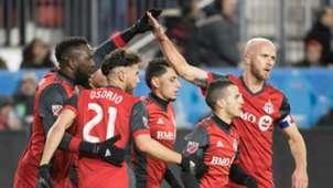 Toronto FC celebration