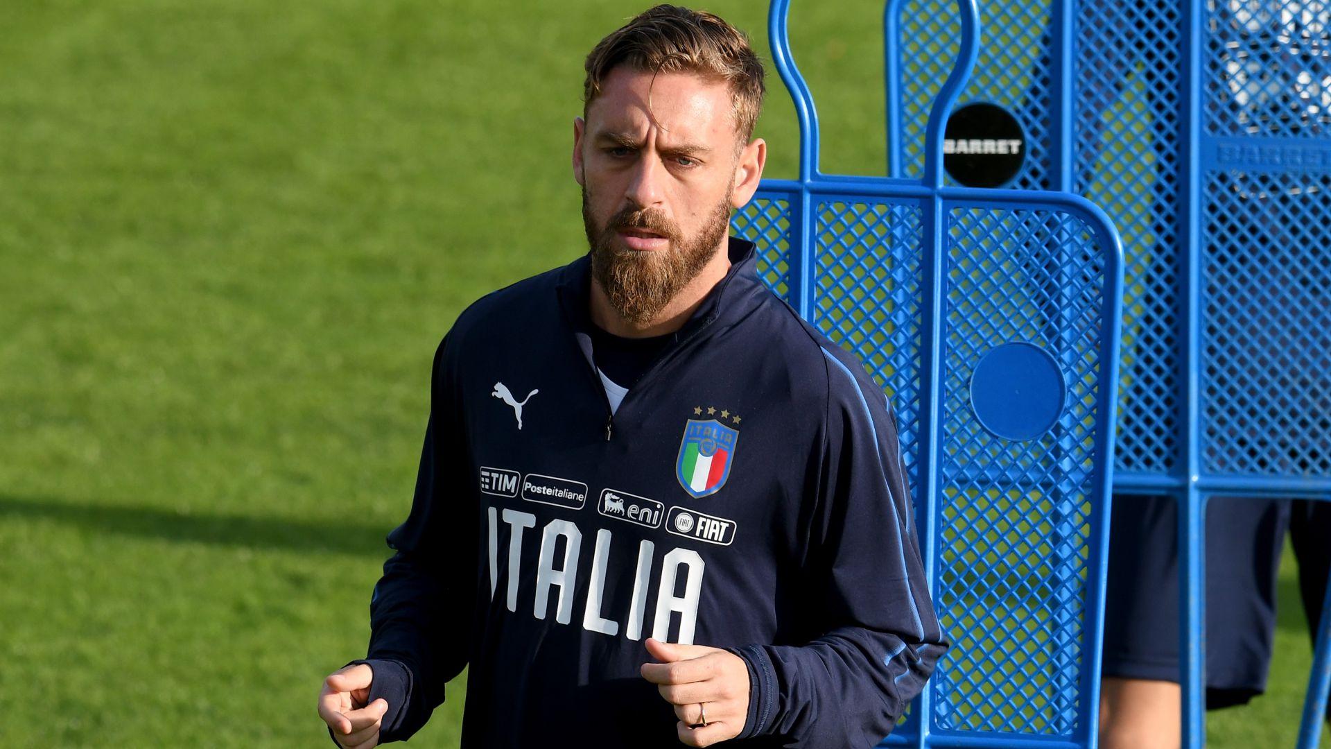 Svezia-Italia, De Rossi: