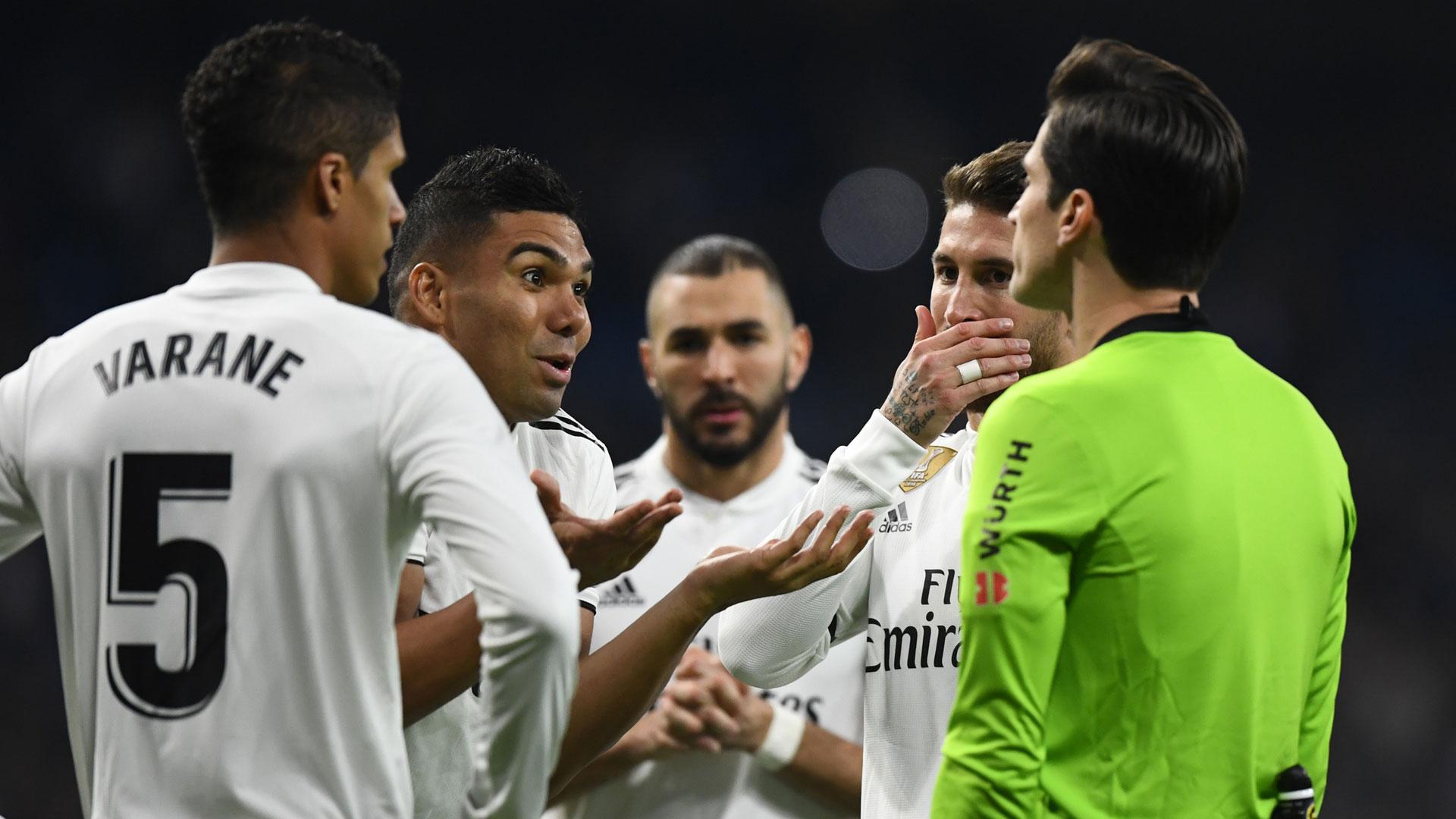 Real Madrid LaLiga 06012019