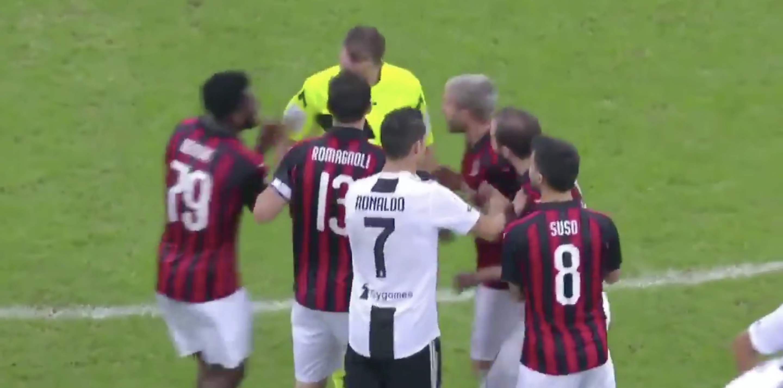 Higuain Milan Juventus