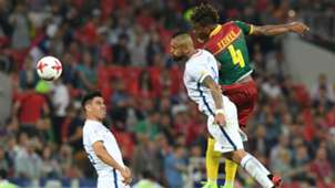 Arturo Vidal Chine Cameroon Camerun Copa Confederaciones Confederations Cup 2017