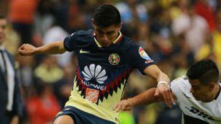 Joe Corona Club America Pumas UNAM Liga MX