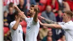 Fernando Llorente Swansea Sunderland Premier League
