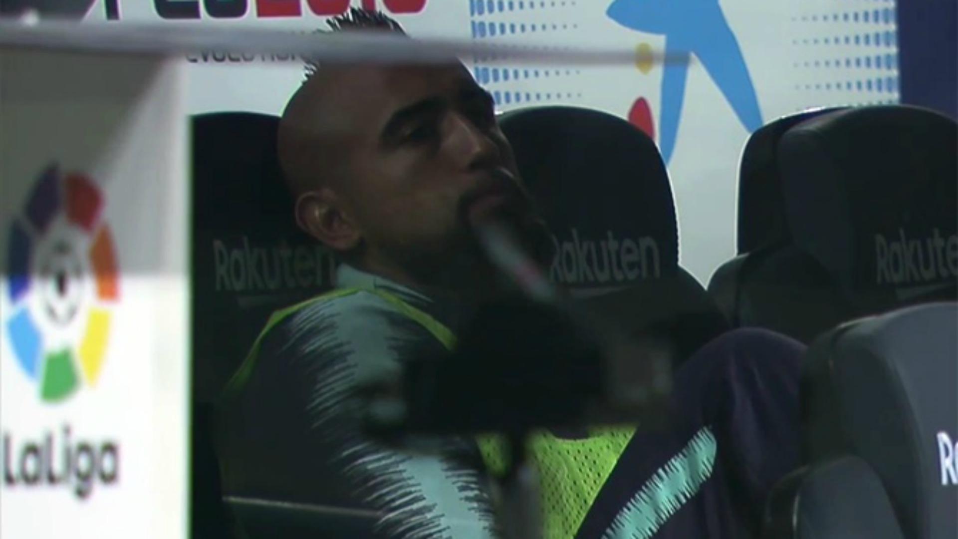 En Italia dicen que Vidal debió ir a Inter