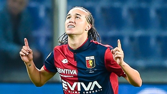 Diego Laxalt Genoa Serie A 20092017