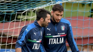 Gianluigi Donnarumma Buffon Italy