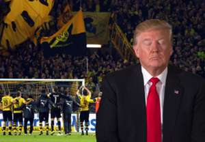 Borussia Dortmund Trump