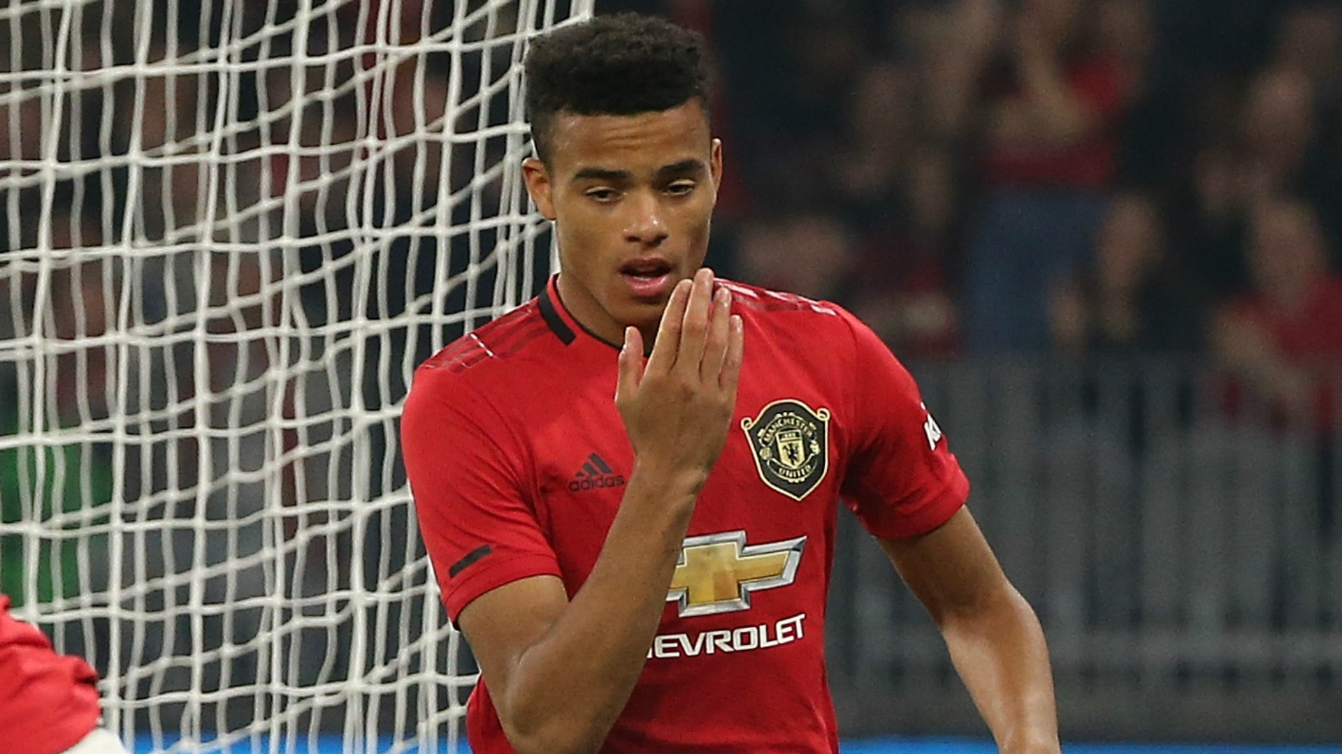 Image result for mason greenwood manchester united