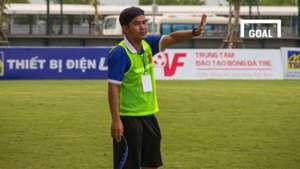 U17 PVF U17 SHB Đà Nẵng VCK U17 Quốc gia 2018