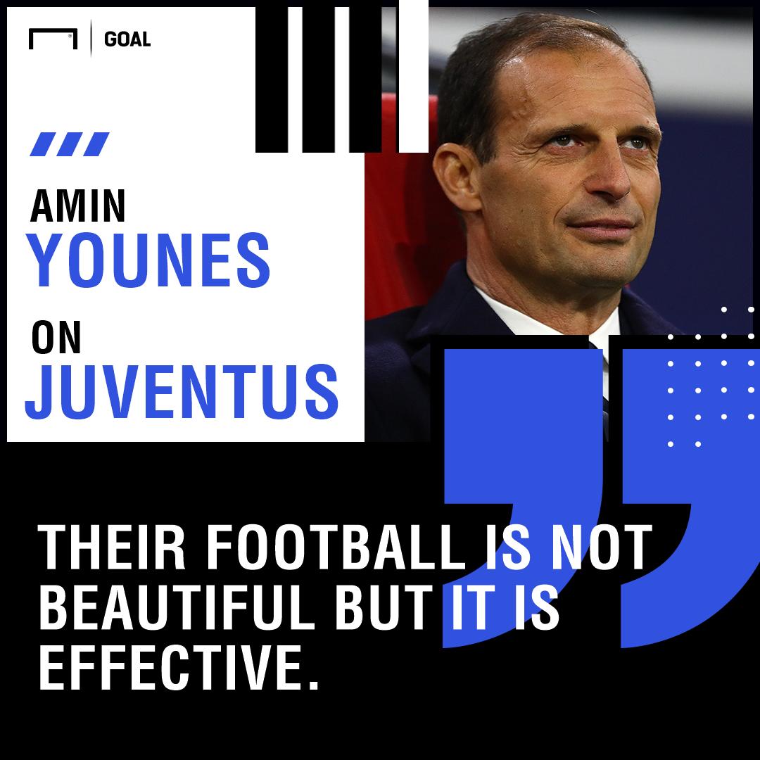 Amin Younes Juventus PS
