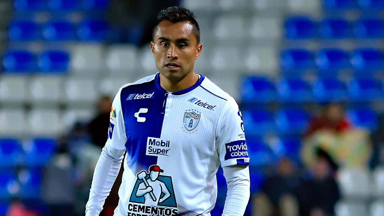 Edwin Hernández Pachuca 2019