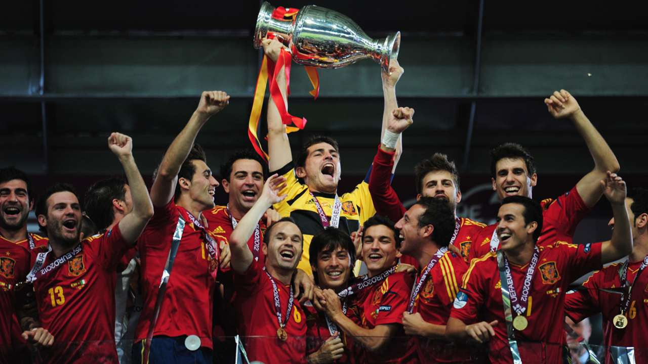 Spanien EM-Sieger 2012