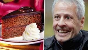Lucien Favre, Cake