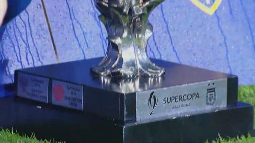 Boca Godoy Cruz Copa Superliga 050519