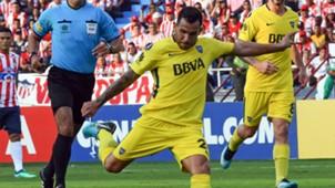 Tevez Junior Boca Fecha 5 Copa Libertadores 2018 Grupo H