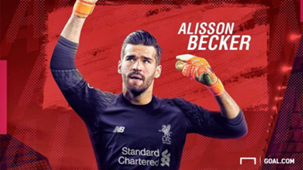 Alisson Liverpool GFX HD