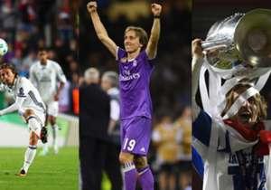 Luka Modric hat seine letzten zehn Endspiele, in denen es in einem Duell um einen Titel geht, gewonnen. Das letzte Finale, das er verloren hat, war 2013 das der Copa del Rey gegen Atletico Madrid. Mit Kroatien könnte er nun sein elftes Endspiel in Folg...