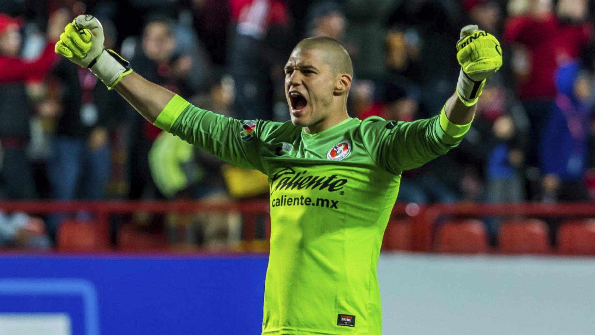 Edson Puch volvió al gol con un doblete a Tijuana