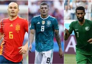 Goal Indonesia ingin menunjukkan kepada Anda tim mana yang paling jago dalam urusan penguasaan bola di Piala Dunia 2018 kemarin. Simak selengkapnya!