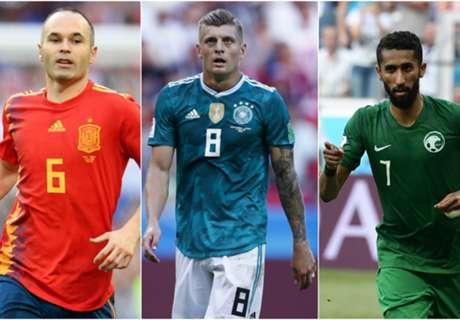 Weltmeister nur 18.! Das Ballbesitz-Ranking der WM