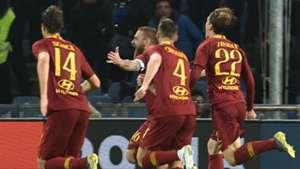 De Rossi Sampdoria Roma Serie A