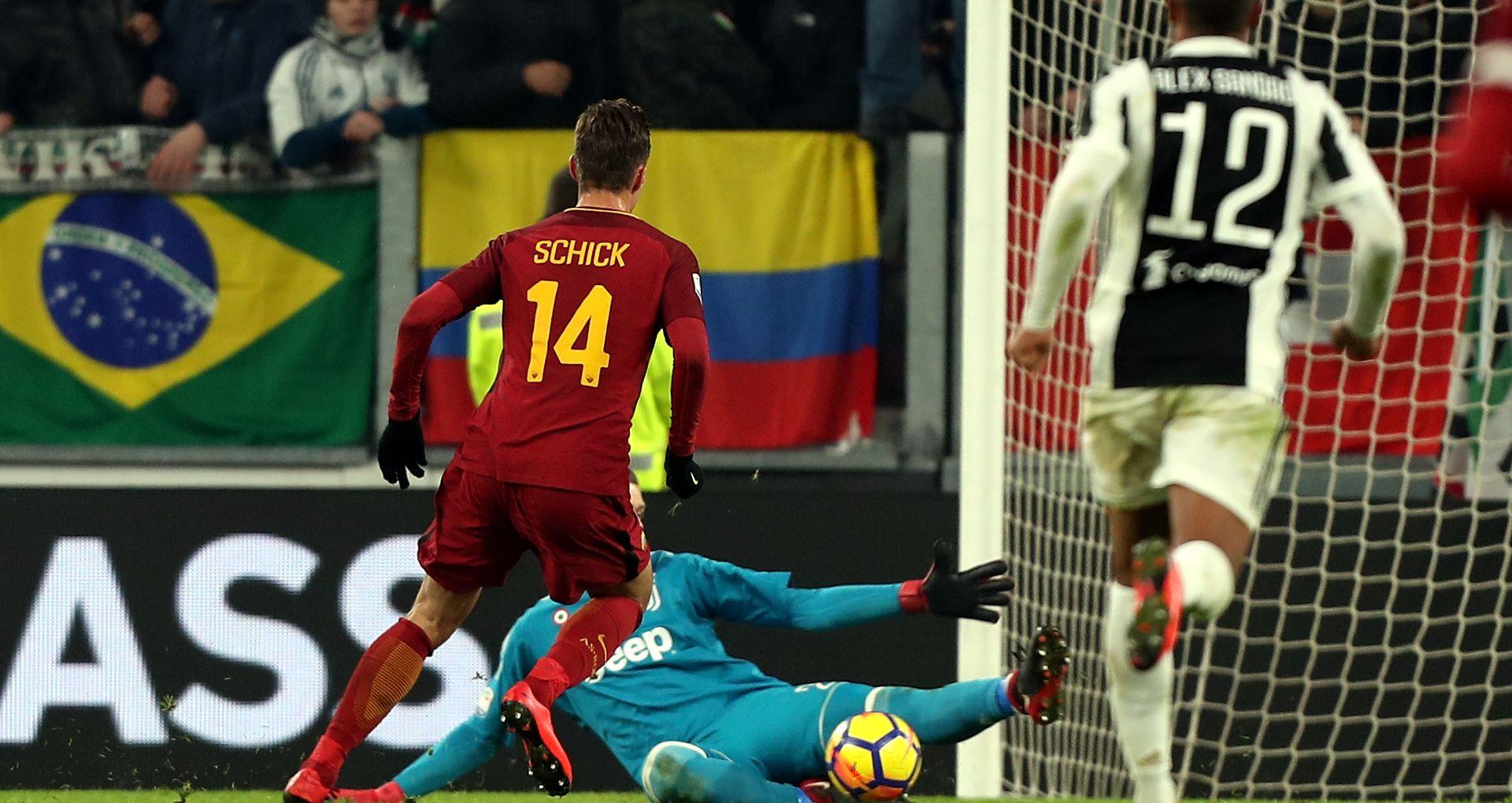 Serie A - Ennesima sconfitta del Milan, vince la Juventus contro la Roma