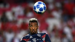 Jerome Boateng Bayern Munich 19092018