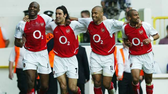 Arsenal Invincibles: How Wenger's 2003-04 Gunners went a