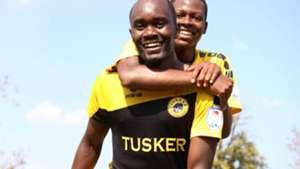 Timothy Otieno of Tusker.