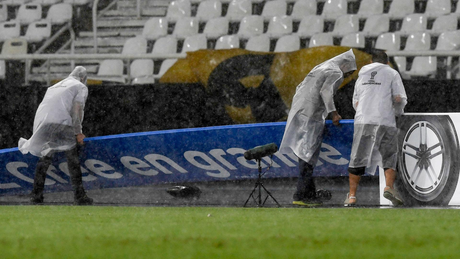 Botafogo Defensa y Justicia Sul-Americana 19 02 2019