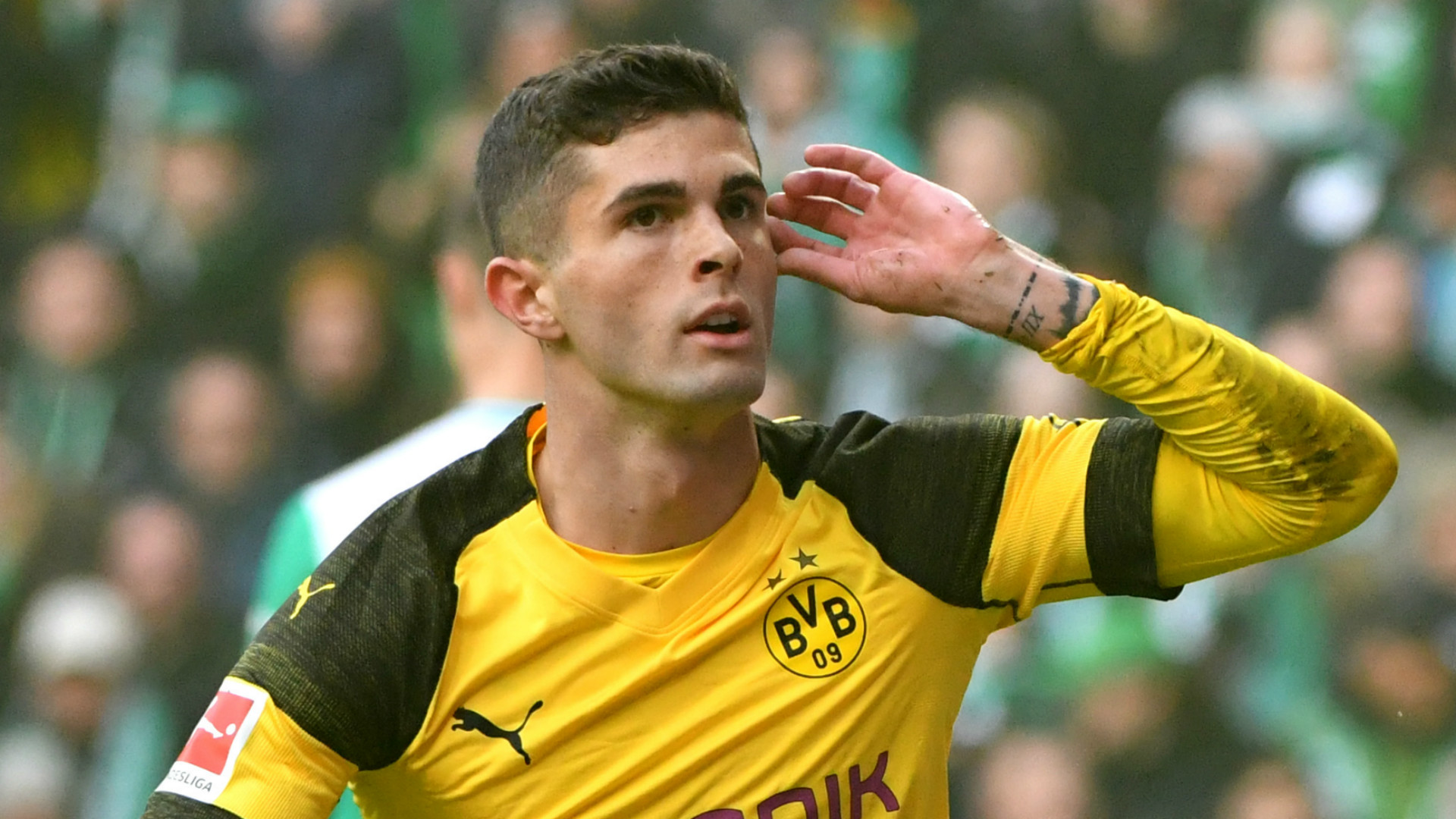 Pulisic hopes for the chance to play alongside Hazard