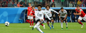 محمد صلاح - مصر - روسيا