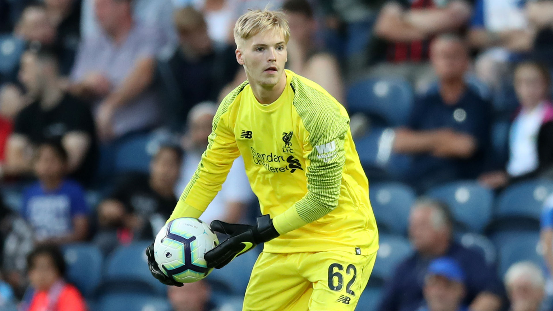 Who is Liverpool goalkeeper Caoimhin Kelleher? The Irish