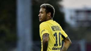 Neymar PSG Dijon 10142017