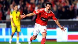 Javier Saviola Benfica