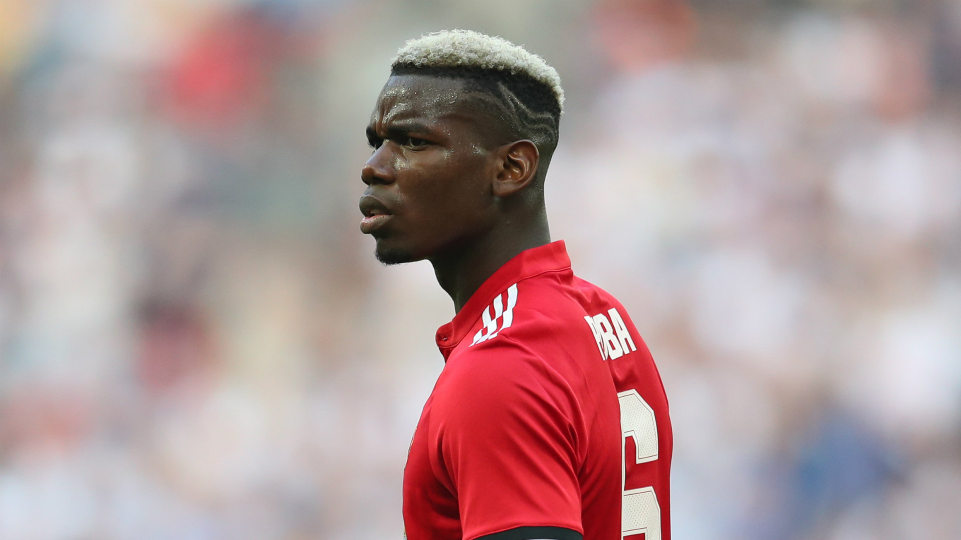 Paul Pogba Manchester United 21042018