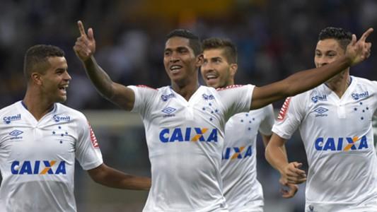 Raniel Alisson Cruzeiro Chapecoense Copa do Brasil 03052017