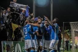 Millonarios gol a Equidad Liga Águila 2017-II