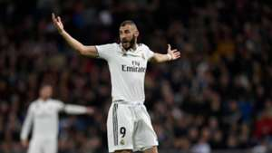 Benzema Real Madrid 01122018