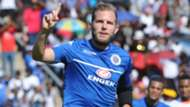 SuperSport United, Jeremy Brockie