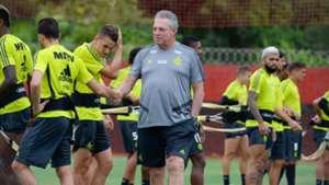Abel Braga Flamengo treino CT 06 02 19