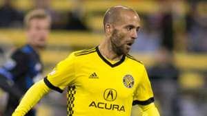 Federico Higuain Columbus Crew MLS