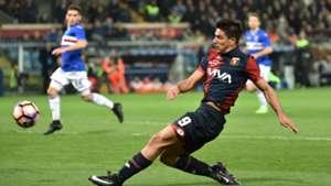 Giovanni Simeone Genoa Sampdoria Serie A