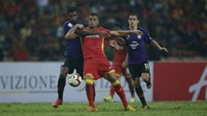 Hariss Harun, Sandro da Silva, Selangor v Johor Darul Ta'zim, Super League, 1 Mar 2019