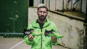 Lionel Messi Adidas Football