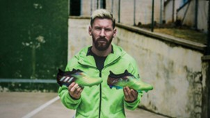 Lionel Messi Adidas Football