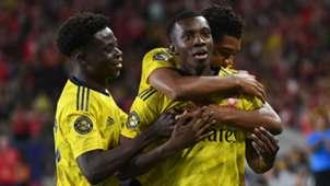 Eddie Nketiah Arsenal ICC 2019