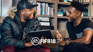 Big Shaq, Danny Welbeck, FIFA 18